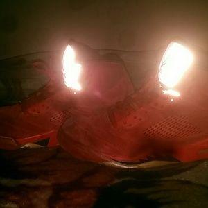 Air Jordan's 5 shoes
